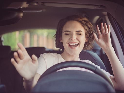 Music: Listening to singalong hits while driving increases your chance of errors, study warns