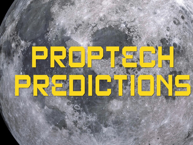 What will proptech look like in 2019 and beyond?