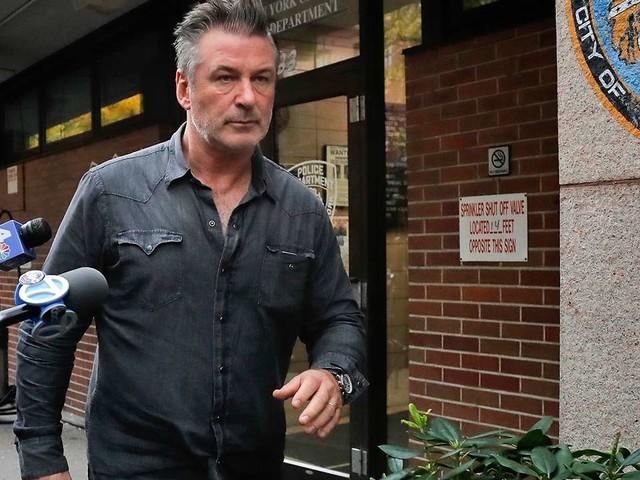 Alec Baldwin arraigned in parking spot punch assault case, enters not guilty plea