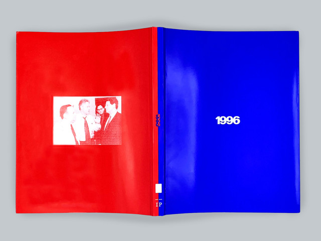 Matt Keegan talks about his artist book 1996 and the past and future Democratic Party