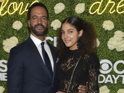 Kristoff St. John's Daughter Challenges Handwritten Will Discovered By Her Grandfather