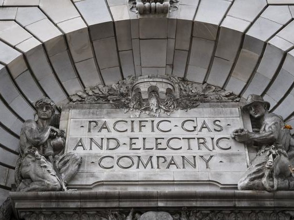PG&E Plunges Most Since Chapter 11 Filing After Losing Bankruptcy Exclusivity