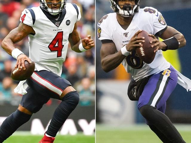 Lamar Jackson vs. Deshaun Watson has potential to be NFL's next great quarterback rivalry
