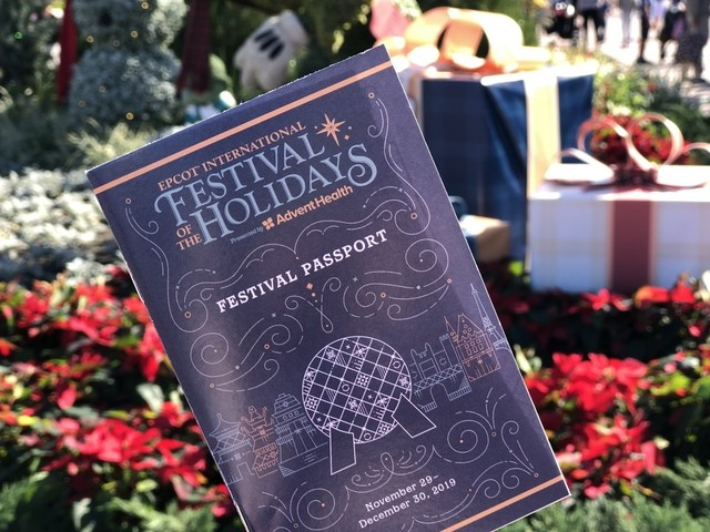 Join Me for a Stroll: The Holiday Cookie Stroll at Epcot's International Festival of the Holidays