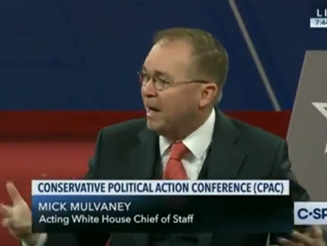 Mulvaney Warns Coronavirus Could Lead To School Closures; Blames Press For Peddling 'False Narrative' To Take Down Trump