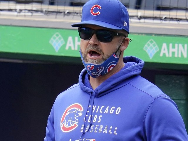 The Latest: Cubs manager says no player has tested positive