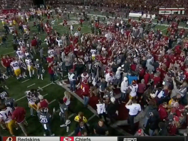 Washington State beats USC in a Pac12AfterDark classic