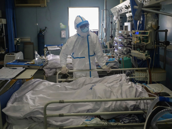 China Says Nearly 2,000 Doctors & Nurses Infected As Shortages Of Medical Supplies Persist