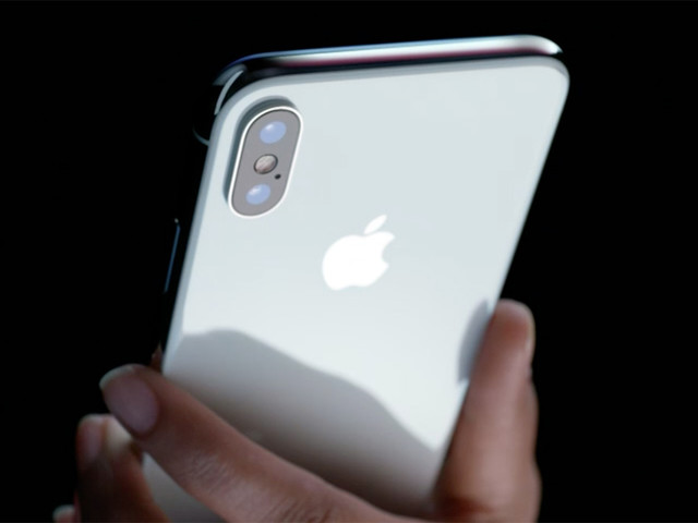 New photo of iPhone X in the wild draws attention to a very annoying problem