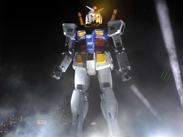 Ahead of the live-action movie, Netflix is getting really into Mobile Suit Gundam
