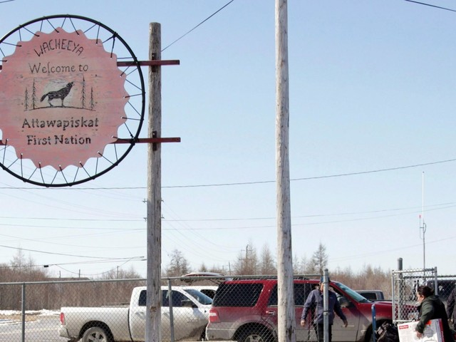 Flood Leaves 400 Attawapiskat Students Without A Building For School