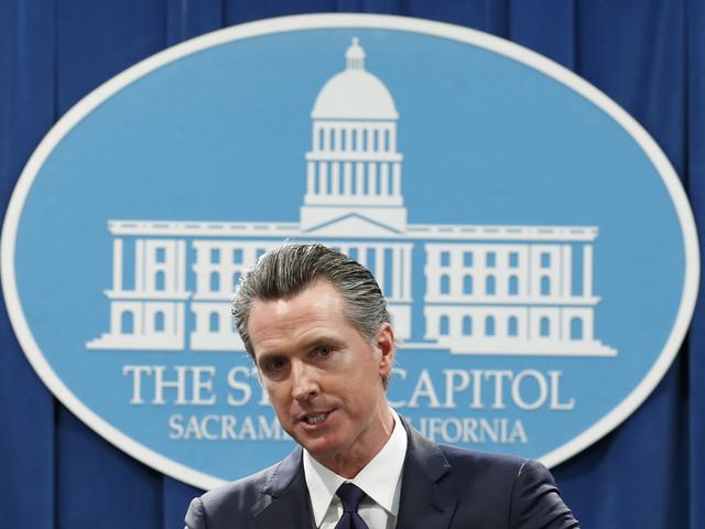 California governor aims to block PG&E's bankruptcy plan