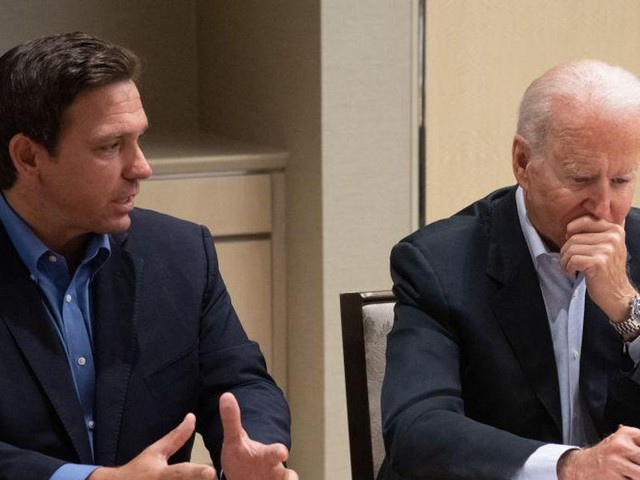 DeSantis says 'we have to protect the jobs,' vows to sue Biden over vaccine mandate: 'You are trying to plunge people into destitution'