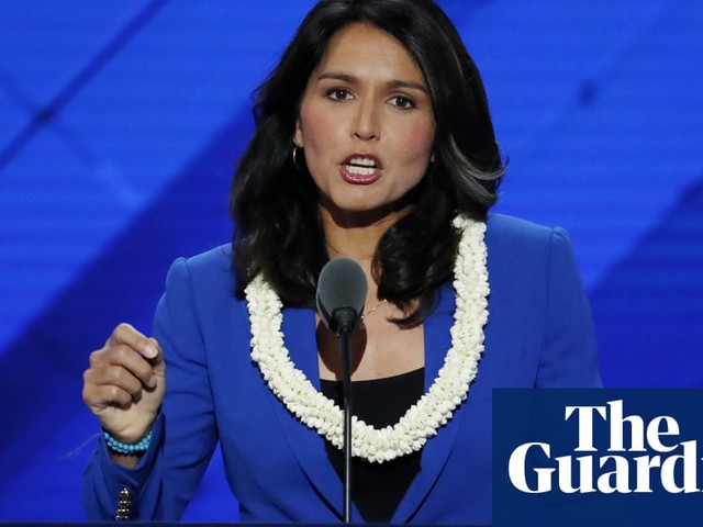 Tulsi Gabbard: Democrat says she will run for president in 2020