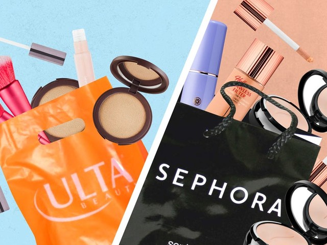 Sephora vs. Ulta — we break down main differences between the 2 beauty stores, from their rewards programs to shipping costs