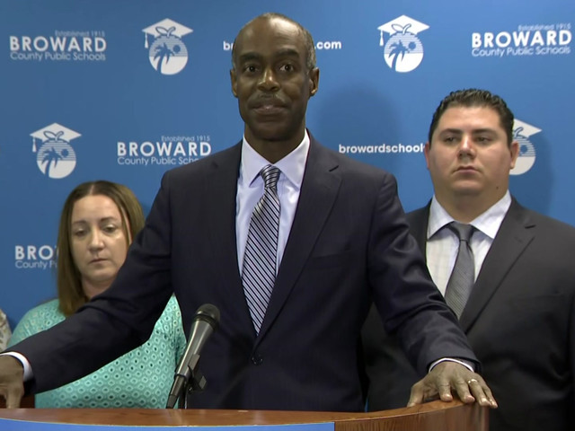 Coronavirus Update: Broward Schools Could Remain Shuttered For Rest Of Year