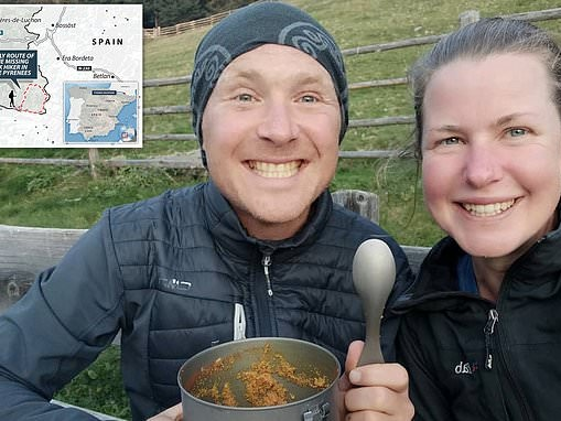 Missing British 'van life' travel blogger's boyfriend scours the Pyrenees