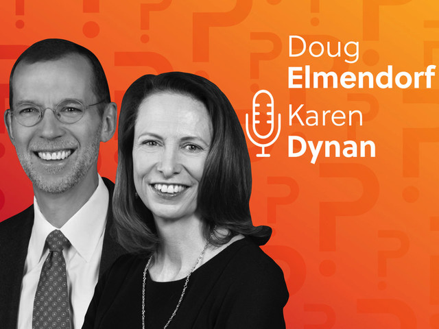 Doug Elmendorf and Karen Dynan: How Much Can the Federal Budget and the Deficit Continue to Grow?