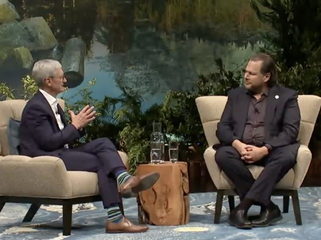 Apple CEO Tim Cook: 'Think Different' Still Embedded at Apple 'Very Deeply'