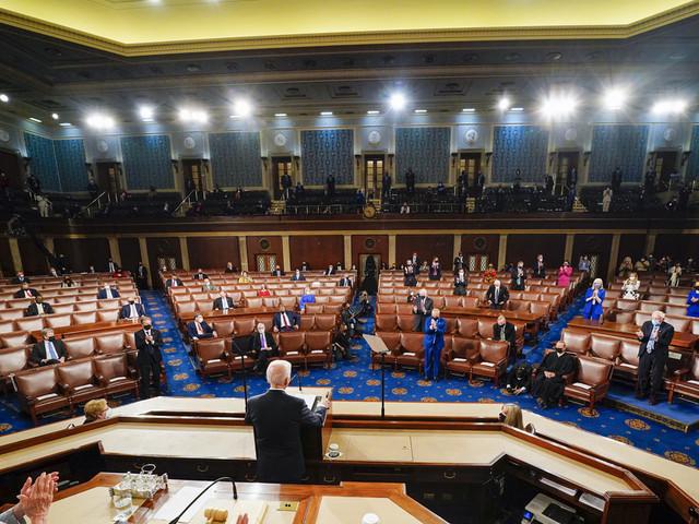 Biden reaches 26.9 million viewers for talk to Congress