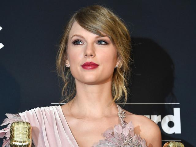 Taylor Swift finally breaks political silence