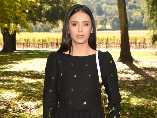 Nina Dobrev Travels Up to Napa Valley for 'Run This Town' Screening