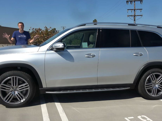 2020 Mercedes GLS: Luxurious And Comfortable, But Not As Cool As An X7 Or Range Rover