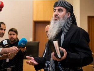 Norway holds Muslim cleric for 4 weeks after Italy trial