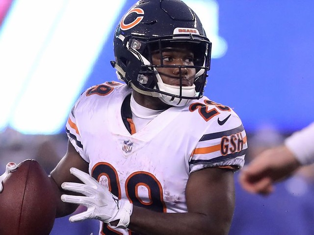 Tarik Cohen can do it all for the Bears