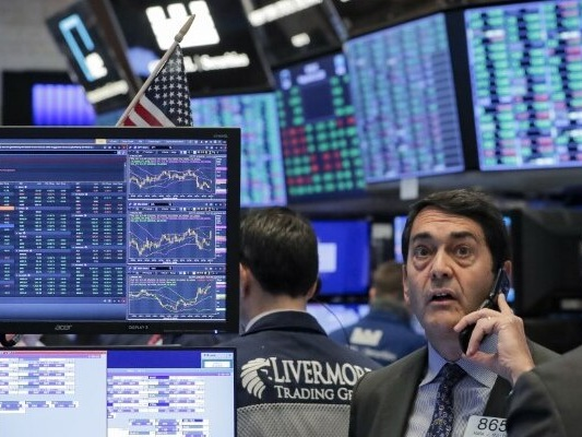 Dow surges 1,400 points on hope the $2 trillion coronavirus aid package will soon be approved