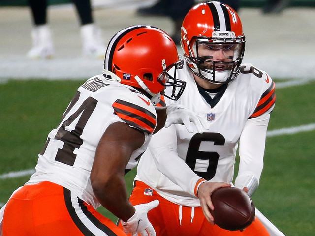 Browns-Chiefs Preview: 'There's Something Very, Very Special About Cleveland,' Says CBS's Amy Trask