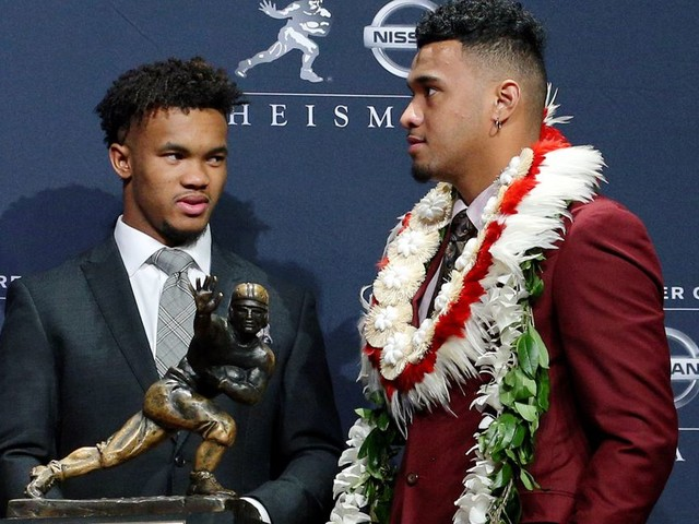 The Kyler-Tua Orange Bowl could be the latest chance to relitigate a Heisman race