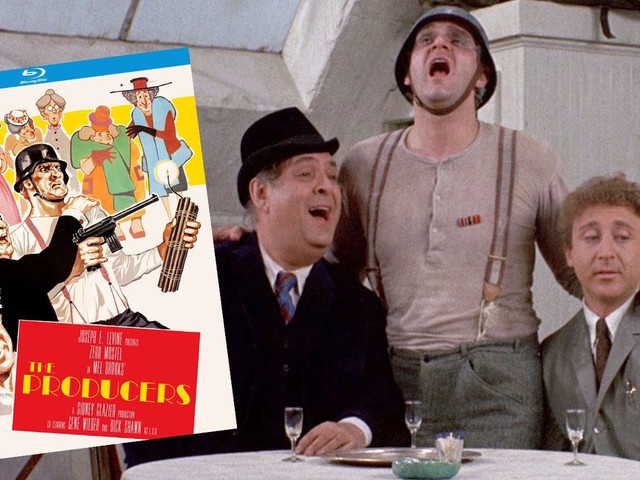 'The Producers: Special Edition' Blu-ray movie review