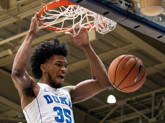 Among top NBA draft prospects, Marvin Bagley III has March Madness stage to himself