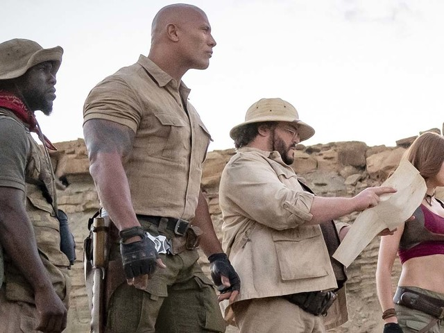 Is There a 'Jumanji: The Next Level' End Credits Scene?