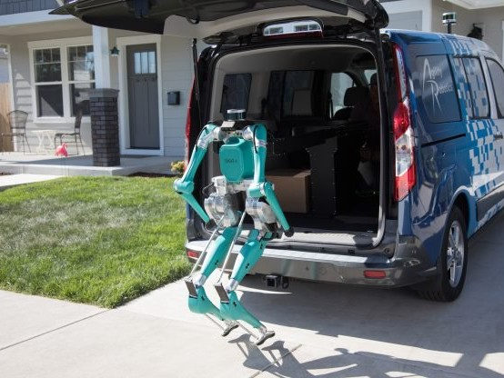 Ford Is 'Exploring' Robots…
