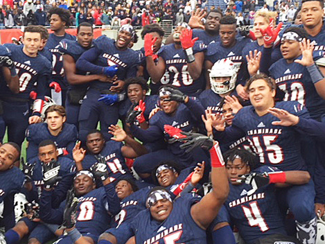 A State Title for the Chaminade-Madonna Lions!