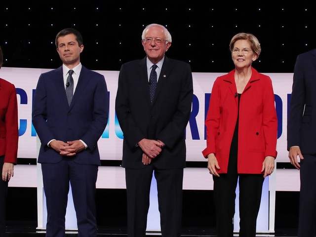 Here's What The 2020 Candidates Say They'll Do About Climate Change