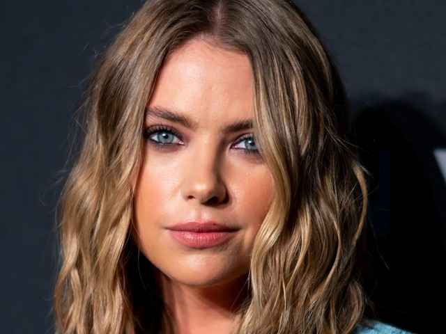 Ashley Benson Joins The Dark Side With A Brand-New Hair Color