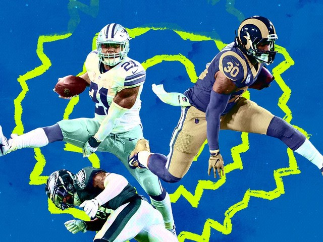 An NFL player's guide for the right (and wrong) time to hurdle