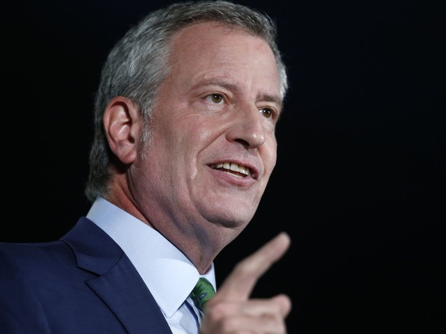 New York Post mocks de Blasio with front page 'obituary' after mayor drops White House bid