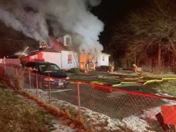 Woman, 72, dies after fire in Montgomery County, police say