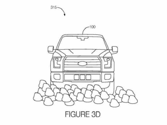 Ford Files Autonomous-Drive Patent to Help Off-road Vehicles Navigate that Odd Rock Formation