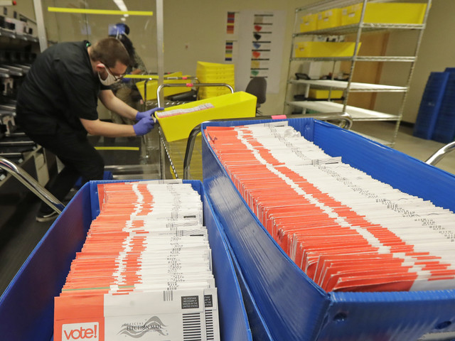 Vote-by-mail worries: A 'leaky pipeline' in many states