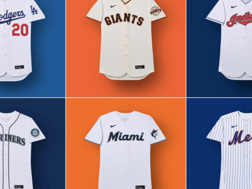 The Nike logo is invading MLB uniforms and fans are mad online