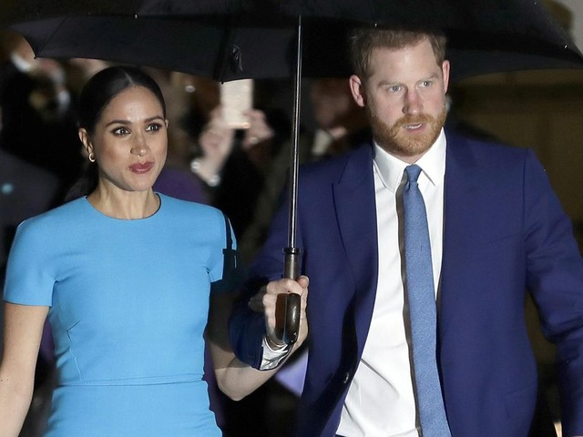 Prince Harry: Split from royal life 'unbelievably tough'