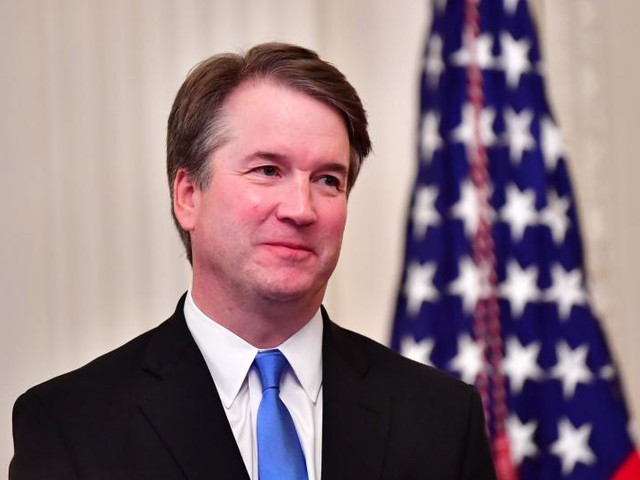 Brett Kavanaugh addresses conservative legal group in first public speech since confirmation