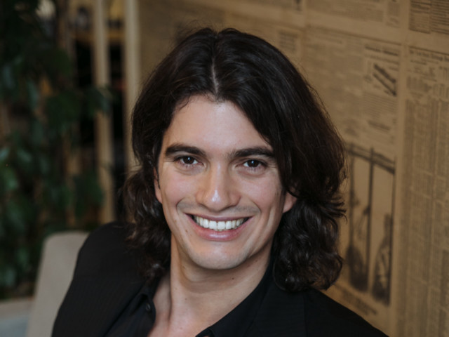A former WeWork employee is suing over Adam Neumann's $1.7 billion golden parachute