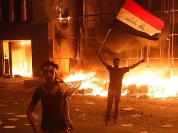 "The US-Iran Silent War Is Suddenly Transformed Into An ""Iraq Uprising"""