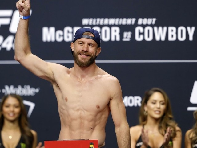 High noon: How does Donald 'Cowboy' Cerrone get the job done against Conor McGregor?